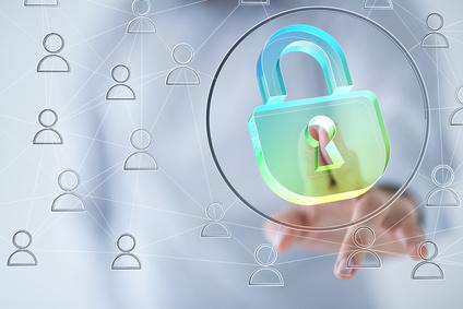Candado política de privacidad