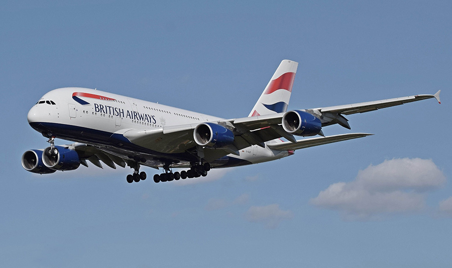 380 mil clientes de British Airways son víctimas de un robo de datos